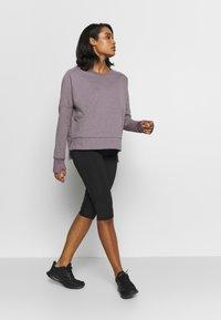 adidas Performance - CREW - Sweatshirt - purple - 1