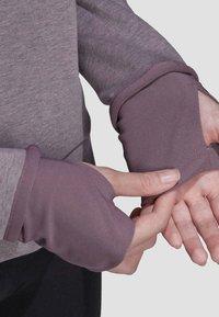 adidas Performance - CREW - Sweatshirt - purple - 4