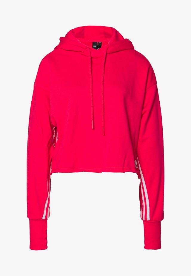 RECYCLE - Hoodie - pink