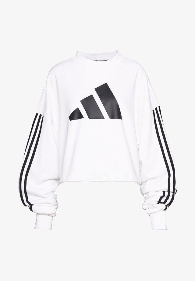 ADJUST - Sweatshirt - white