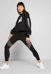 adidas Performance - ADJUST - Collegepaita - black - 1