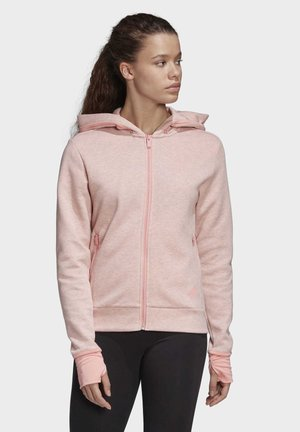 MUST HAVES VERSATILITY HOODIE - Sweatjacke - pink