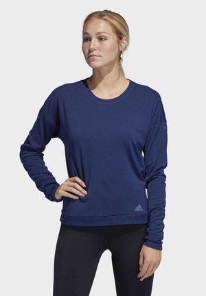 SUPERNOVA RUN CRU SWEATSHIRT - Sweatshirt - tech indigo