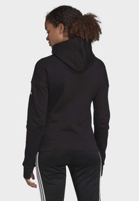 adidas Performance - Zip-up hoodie - black - 1