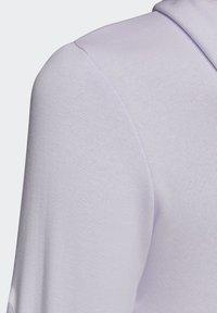 adidas Performance - Hettejakke - purple tint - 5