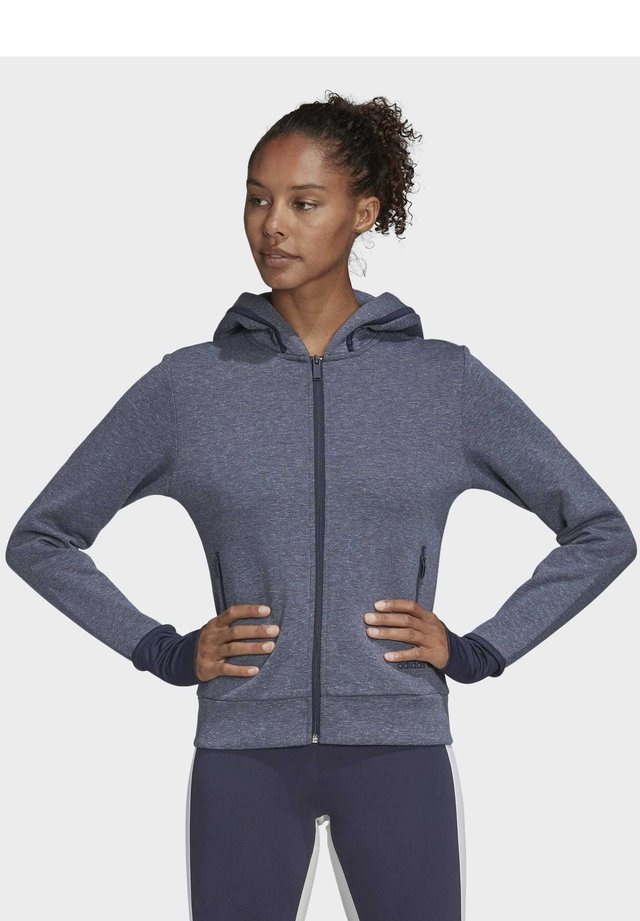 MUST HAVES VERSATILITY - Sweatjacke - silver