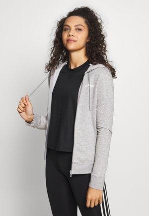 Bluza rozpinana - grey/white