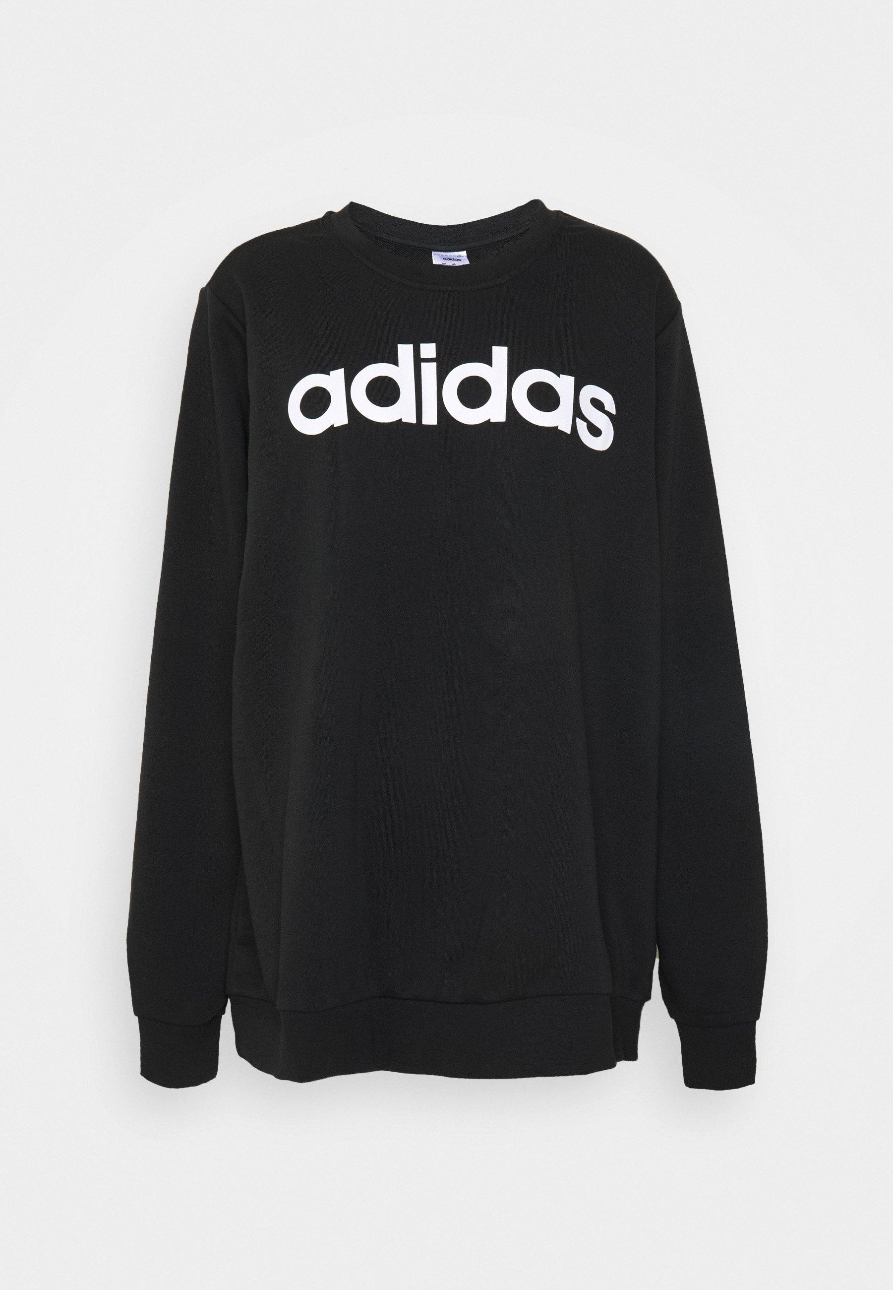 Zalando Essentials Curvy veste en sweat zippée black