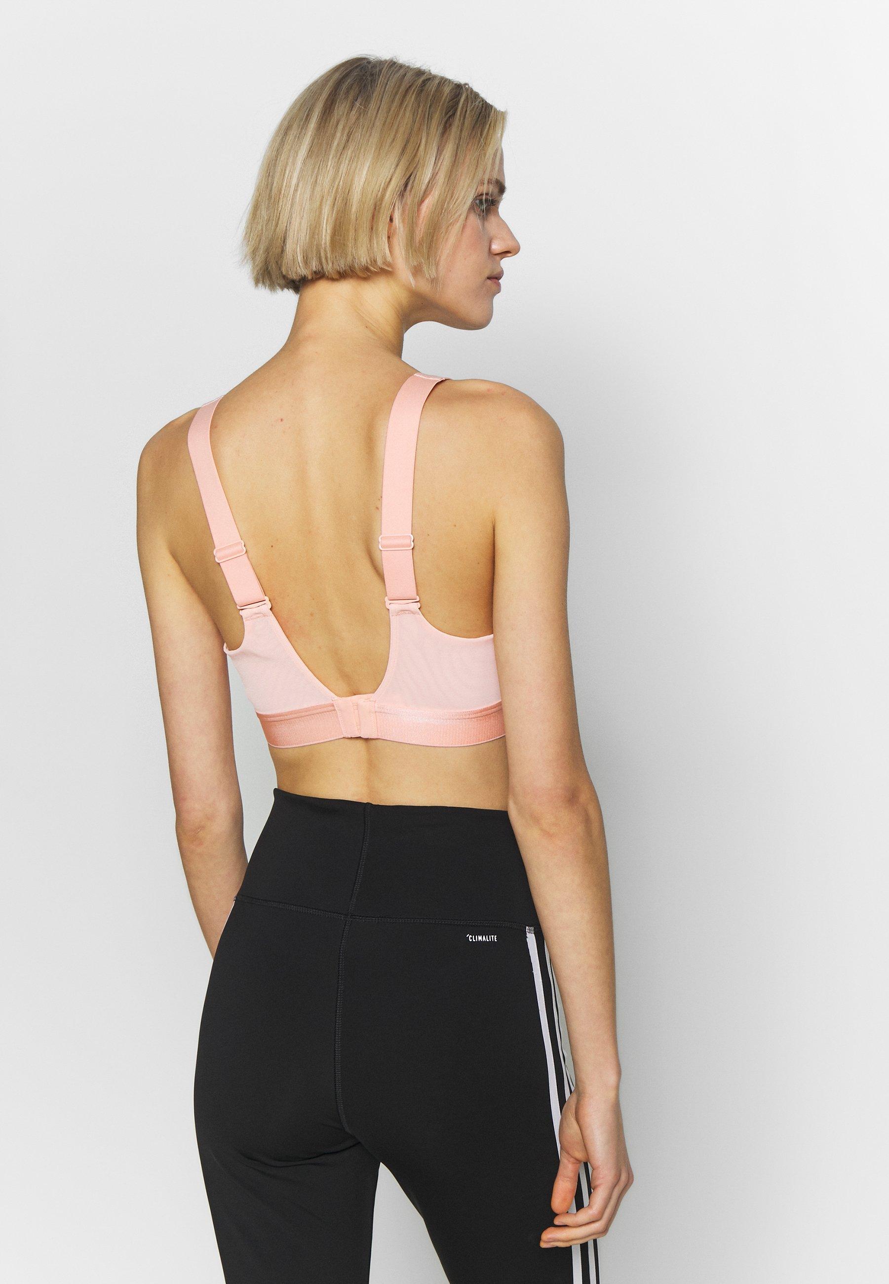 Adidas Performance Soft - Sport Bh Pink hWKIx07a