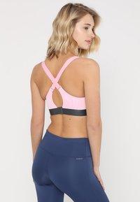 adidas Performance - SOFT - Sports bra - pink - 2