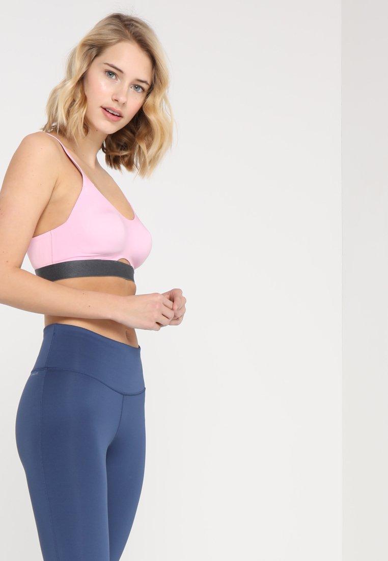 adidas Performance - SOFT - Sports bra - pink