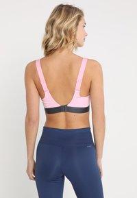 adidas Performance - SOFT - Sports bra - pink - 3