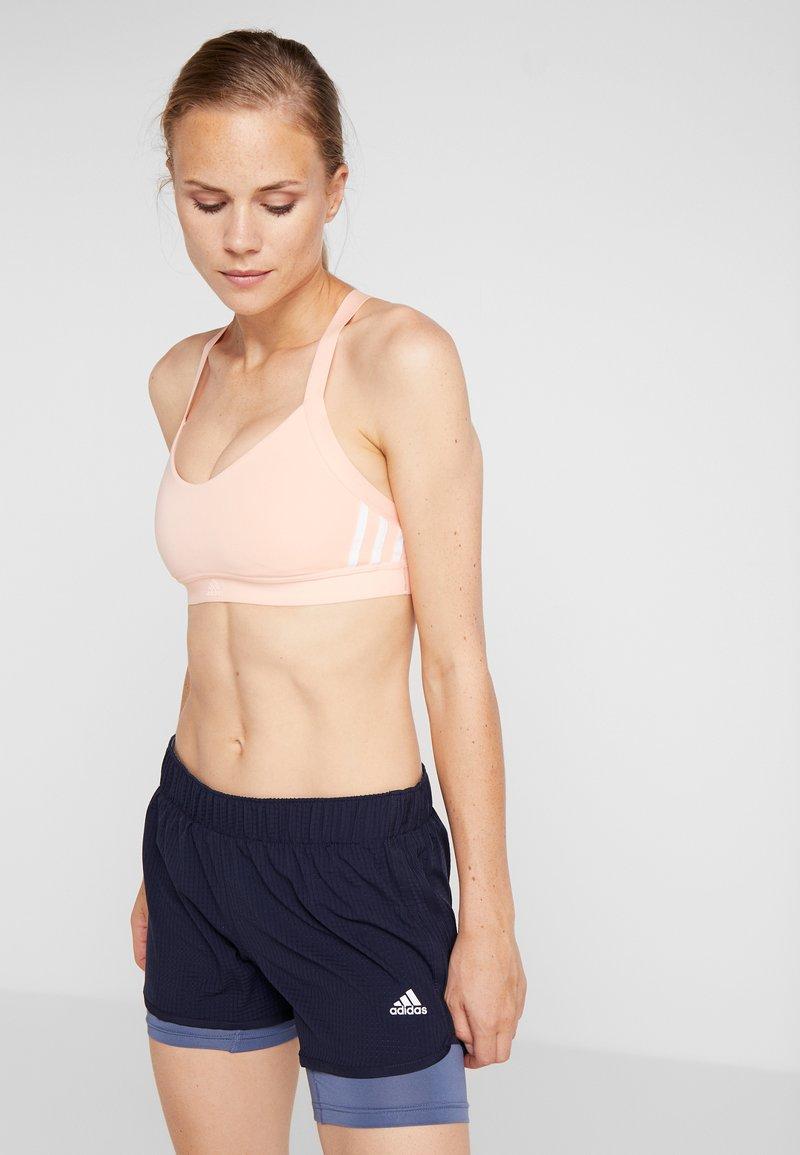 adidas Performance - CLIMALITE WORKOUT BRA - Sports bra - glow pink