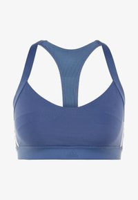 adidas Performance - CLIMALITE WORKOUT BRA - Sports-BH - tech ink - 3