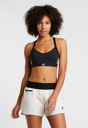 CLIMALITE WORKOUT BRA - Sport BH - black