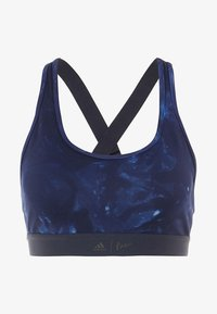 adidas Performance - PARLEY ADJUSTABLE WORKOUT BRA - Sport BH - legend ink - 3