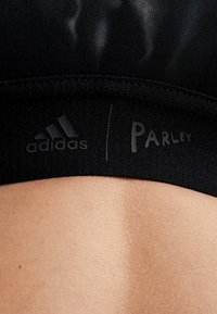 adidas Performance - PARLEY ADJUSTABLE WORKOUT BRA - Sport BH - black - 6