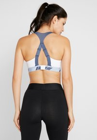 adidas Performance - ADJUSTABLE CLIMALITE WORKOUT BRA - Sport BH - white - 2