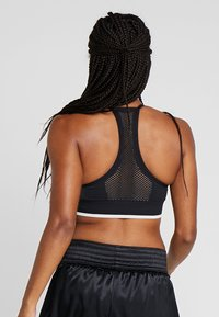 adidas Performance - PRIMEKNIT WORKOUT BRA - Urheiluliivit - black/white - 2