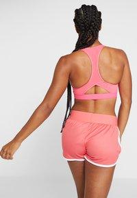 adidas Performance - HIGH COMPRESSION CLIMACOOL WORKOUT BRA - Sportovní podprsenka - real pink - 2