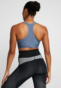 adidas Performance - Sports bra - tech ink/heather - 2