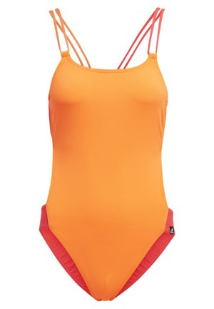 WATCH MY BACK SWIMSUIT - Swimsuit - orange