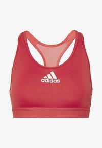 adidas Performance - ASK BRA - Sports bra - red - 4