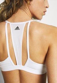 adidas Performance - BRA - Sport BH - white/black - 6