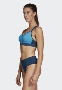 adidas Performance - Sports-BH - blue - 4