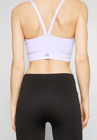 adidas Performance - SEAMLESS BRA - Sport BH - purple tint - 5