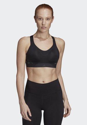 STRONGER FOR IT RACER ITERATION BRA - Sports bra - black