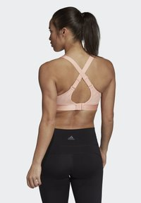 adidas Performance - STRONGER FOR IT SOFT BRA - Sports-BH - pink - 2