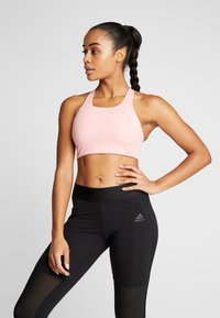 adidas Performance - ALPHA BRA - Sports-BH - glow pink - 0