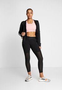 adidas Performance - ALPHA BRA - Sports-BH - glow pink - 1