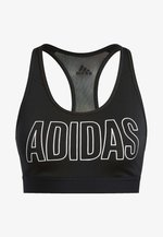 DON'T REST ALPHASKIN BRA - Sports bra - black