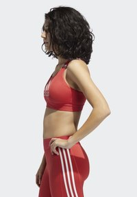 adidas Performance - DON'T REST  BRANDED BRA - Sport BH - glory red - 3