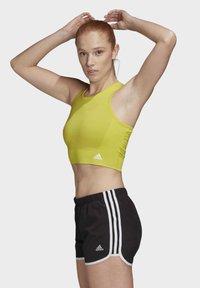 adidas Performance - Sport BH - yellow - 2