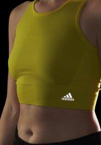 adidas Performance - Sport BH - yellow - 5