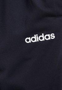 adidas Performance - PLAIN TRIC - Verryttelypuku - dark blue/white - 6