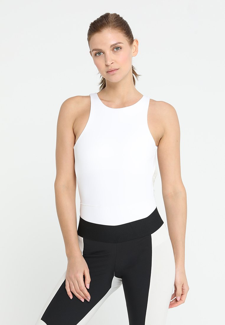 adidas Performance - BODYSUIT - Treningsdress - white
