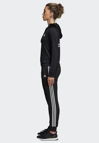 adidas Performance - BIG BADGE OF SPORT TRACKSUIT - Tracksuit - black - 2