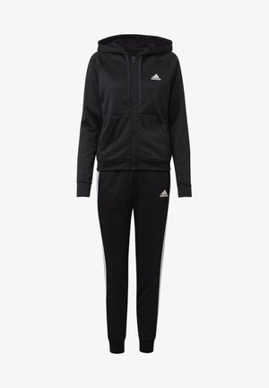 BIG BADGE OF SPORT TRACKSUIT - Chándal - black