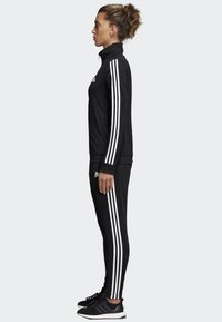 adidas Performance - TEAM SPORTS - Tracksuit - black/white - 2
