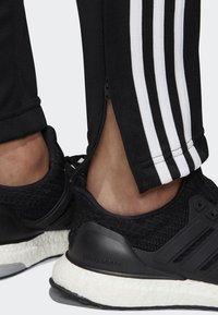 adidas Performance - TEAM SPORTS - Tracksuit - black/white - 6