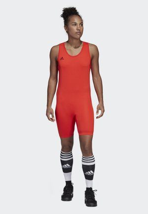 POWERLIFT SUIT - Turnpak - red