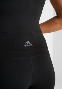 adidas Performance - BODYSUIT - Chándal - black - 5