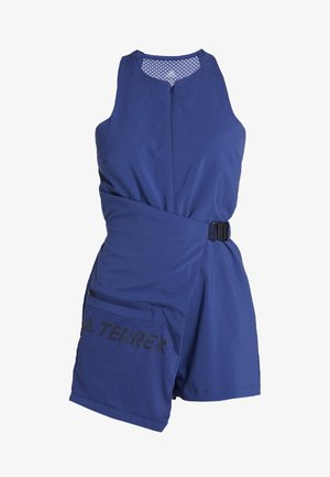 TERREX HIKE JUMPSUIT - Trainingsanzug - dark blue