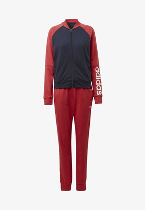 TRACKSUIT - Tracksuit - blue/red/white