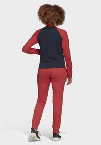 adidas Performance - TRACKSUIT - Tracksuit - blue/red/white - 2