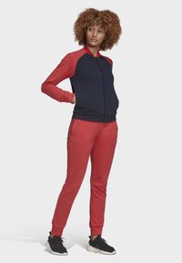 adidas Performance - TRACKSUIT - Tracksuit - blue/red/white - 1
